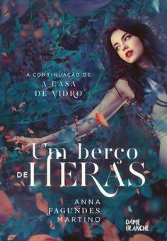 Um Berço de Heras, Anna Fagundes Martino. Capa de Marina Avila.