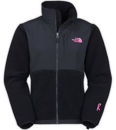 Breast cancer north face. Want.