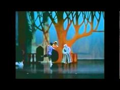 Peter and the Wolf by Sergei Prokofiev, performed as a ballet. And explanation of the musical instruments of the orchestra that represent each character. This is one of the most popularly used scores in children's music education.