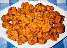 Buttermilk Battered Fried Shrimp