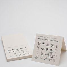 Vintage Etchings Escort Cards (25) on Etsy, $19.00
