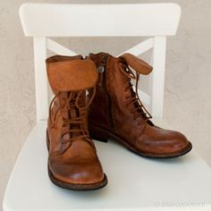 Artisanal Italian Leather Women's Boots - META by Maledetti ...