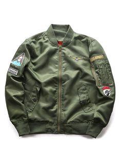 Men Women Varsity Premium Jacket Overcoat Italy Map Flag Baseball Jacket Uniform