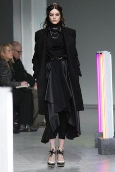 New York Fashion Week: Rodarte Fall 2013 / Photo by Anthea Simms