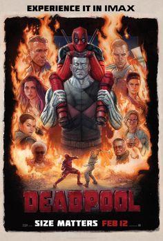Deadpool : la bande-annonce (non censurée) de Noël