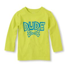 A must-have tee for your edgy little dude!