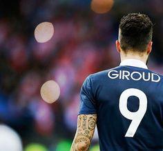 Olivier Giroud ❤️ #France