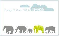 Bij merkbeleving vormt opvallen geen doel op zich. Het gaat om 'anders zijn' en niet om tijdelijk 'anders doen'.