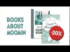 We're celebrating the Moomin's anniversary with new surprises every day in November! 70th Anniversary, Moomin, Campaign, Day, Youtube, Books, Livros, Libros, Livres