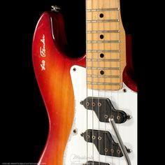 G&L Comanche Leo Fender Signature
