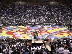 I remember actually getting excited for MTV's Rock n Jock Basketball games.