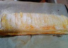 Sárgabarackos - túrós szelet | Spider Girl receptje - Cookpad receptek Pork, Bread, Fish, Kuchen, Recipes, Kale Stir Fry, Brot, Pisces