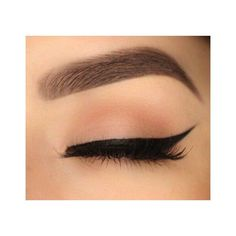 How to Apply Eye Liner Flawlessly ❤ liked on Polyvore featuring beauty products, makeup, eye makeup, eyeliner, beauty, eyes, winged eye liner, winged eye makeup and winged eyeliner