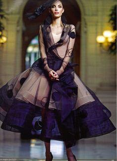 Christian Dior. Beautiful.