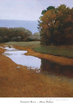 MARC BOHNE - Vermont Rain