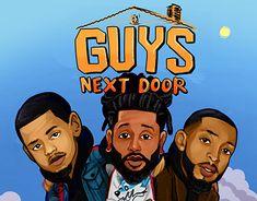 Next Door, Net, Behance, Photoshop, Guys, Design, Sons, Boys