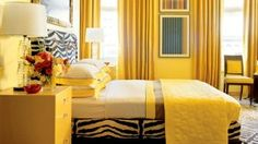 15 Zesty Yellow Bed Room Designs , Satisfied persons are confident and constructive. they generally tend to provide a sound judgment and due to this fact are good in decision making. Sa... , Admin , http://www.listdeluxe.com/2016/02/28/15-zesty-yellow-bed-room-designs/ ,  #bedroom #bedroomideas #color #yellow #yellowbedroom, ,