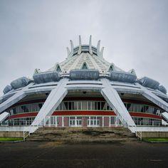 Raphael Oliviers photographs of North Korea reveal Pyongyangs unique architecture