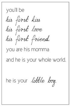 To my sweet little boys. No matter what other people say or think. Everything I've done for you has been for the best. As long as we know that that's all that matters! Cute Quotes, Great Quotes, Quotes To Live By, Inspirational Quotes, Quotes Pics, The Words, Angelo Antonio, Mother Son Quotes, Mommy And Son Quotes