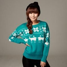 i want quirky cozy sweaters