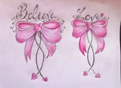 Feminine Bow & Lace designs for Lower Back Tattoos - Bing Images