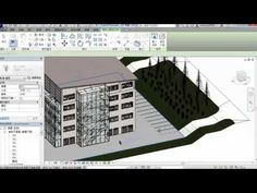 EZ EGO---Revit Architecture 2014 基礎課程 第七章.mp4 - YouTube