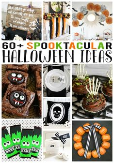 Over 60 Spooktacular