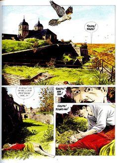 Extrait 1 Tendre Violette (tome 7)  - Les enfants de la citadelle