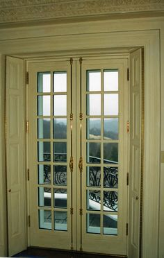 185 Best French Doors And Shutters Images Gardens Old Doors
