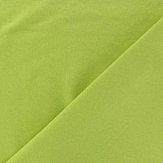 Tissu jersey léger uni noir x 10cm - 13,80 €/m