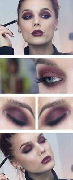 Eyeshadow to dye for!!!