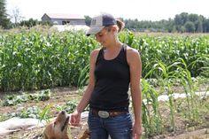 Young, city-born women buck Ontario's aging farmer trend   Farmers ...
