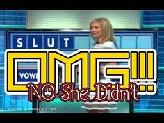Most Embarssing Game Show Answers