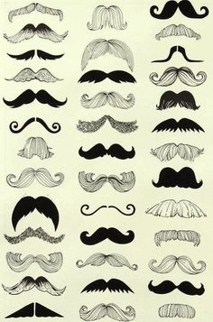 bb8eadf628 Alexander Henry Where s my Stache  Tea This fantastically fun Mustache  Fabric from the Nicole s Prints collection from Alexander Henry i.