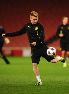 Marco Reus - Borussia Dortmund Training Session