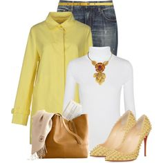 """""""~MEETING THE GIRLS FOR HAPPY HOUR~"""" by marion-fashionista-diva-miller on Polyvore"""