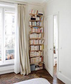 extra book storage #smallspaces