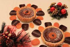 Tarteletes de Chocolate - Duas / Chocolate Tartelettes - Two