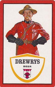 Drewrys Beer