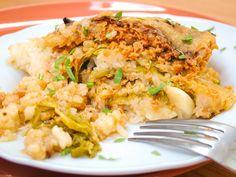 Rakott kel | Kertkonyha - Vegetáriánus receptek képekkel