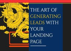 In this post, we'll take a look at some of the most convincing methods that can help you generate more leads using your landing page.