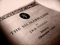 The Silmarillion. I'm only on chapter ten of this book but I already want it to be a movie. Done right, it could be amazing.
