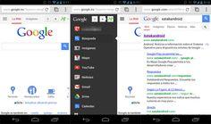 Google rediseña su página web para móviles http://www.xatakandroid.com/p/87446