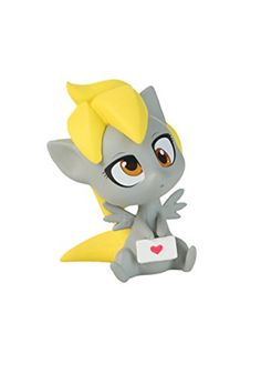 These officially licensed My Little Pony Chibis from Mighty Fine are from a set of 8 now available. Unlike many other of the mini vinyl figures these are NOT blind boxed. You may pick and choose whic...