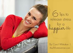 6 Tips to Release Stress for a Happier Life. Do you want to be happier? If so, then make it a point to release stress regularly. We often have stress without realizing it, but our bodies know. Whenyo