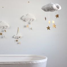 GOLD STAR WALL CLOUDs