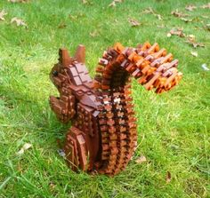 Red Squirrel: A LEGO® creation by Family Vuurzoon : MOCpages.com