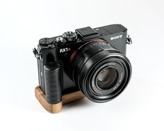 J.B. Camera Designs Pro Bamboo Grip for Sony RX1RM2 (RX1R II) - Handmade in the USA ** To view further for this item, visit the image link.