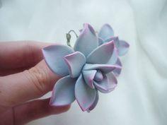 FREE SHIPPING floral wedding jewelry by FlowersFashionByOlga