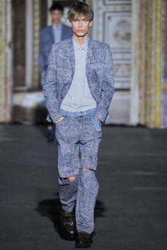 Spring 2015 Menswear - Kris Van Assche
